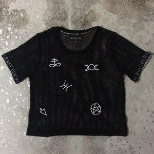 BlackcraftCult Fishnet Shirt